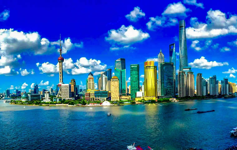 Destinations de Shanghai