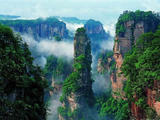 parc naturel sichuan