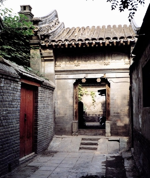 les hutongs de pekin voyage en chine