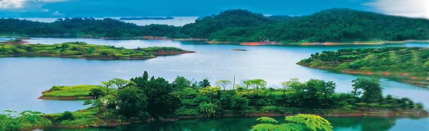 Exceptionnel Le lac aux mille îles, voyage Hangzhou Zhejiang, voyage Chine RT11