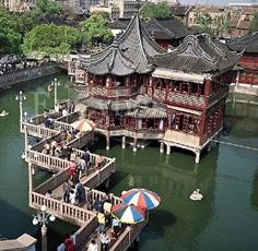 3 jours de sejour shanghai avec zhouzhuang voyage en chine for Jardin yu shanghai