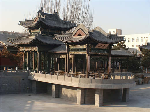 Temple Shanhua